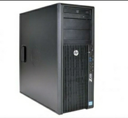 Used HP Z420 Workstation